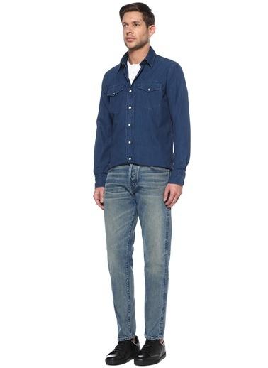 Tom Ford Gömlek Mavi